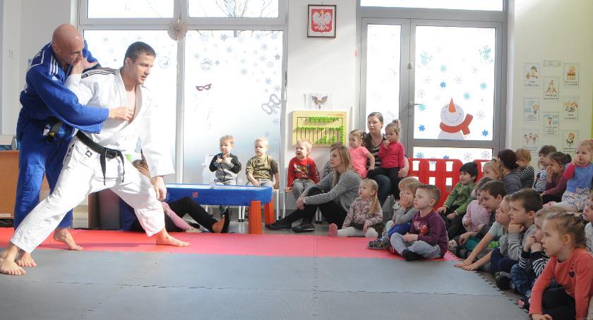 Dzieci i młodzież , Tydzień sportu przedszkolu Marywilskiej - zdjęcie, fotografia