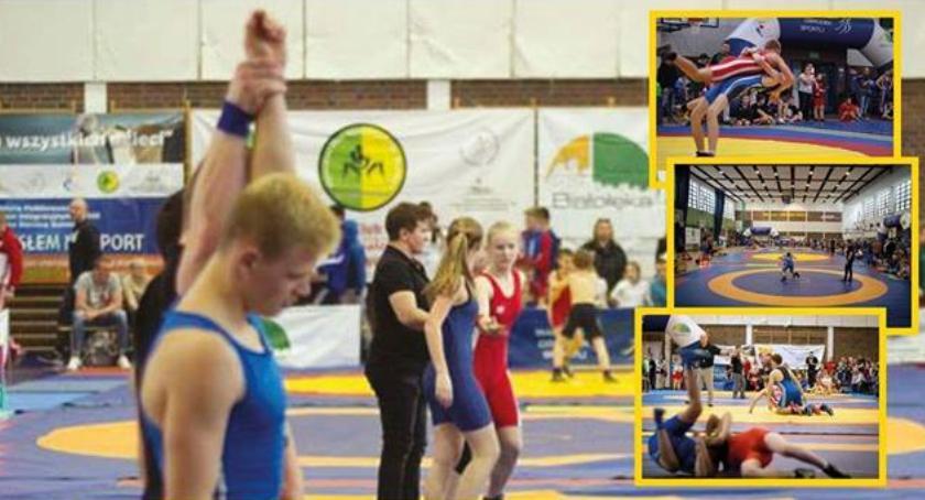 Sport, Warszawska Olimpiada Młodzieży Stylu Wolnym Kobiet dzisiaj - zdjęcie, fotografia