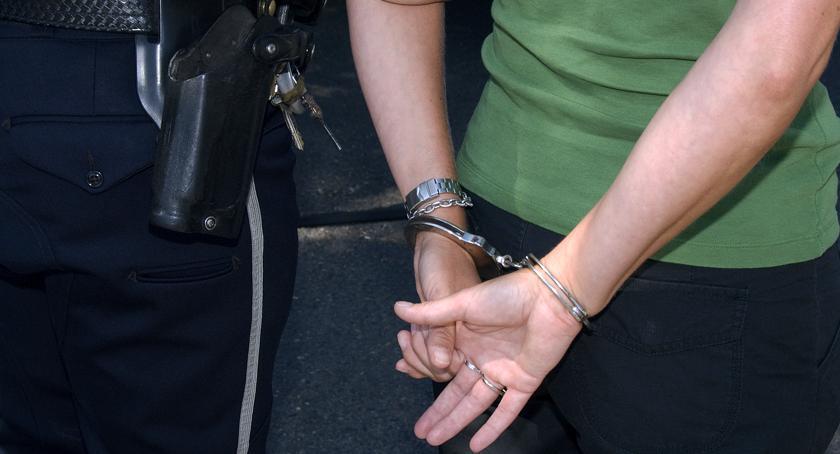 Kradzieże i rozboje, Wyłudzenie Białołęce szokująca kwota milionów złotych - zdjęcie, fotografia
