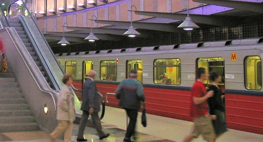 Drogi, Metro Białołęka Wilanów propozycja - zdjęcie, fotografia