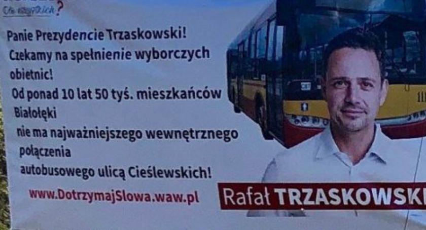 Spotkanie mieszkańców Białołęki z Panem Burmistrzem