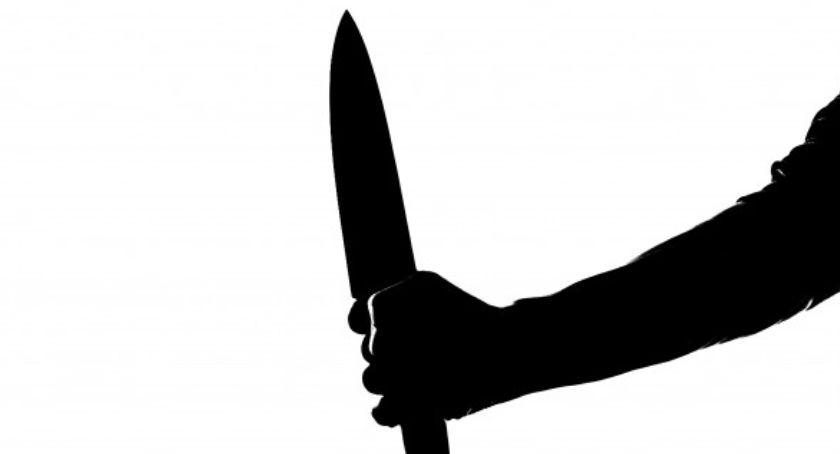 Poszukiwani, Bójka noże Aluzyjnej - zdjęcie, fotografia