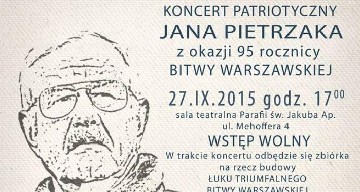 Historia, Koncert patriotyczny okazji rocznicy Bitwy Warszawskiej - zdjęcie, fotografia