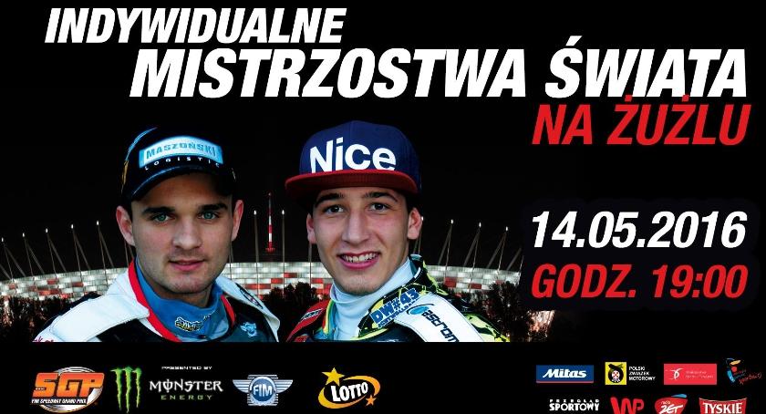 Sport, Wielkie święto speedway'a Warszawie - zdjęcie, fotografia