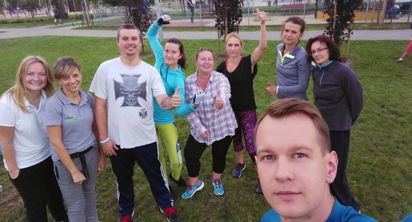 Fitness, Darmowe treningi kobiet Białołęce - zdjęcie, fotografia