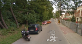 Uwaga kierowcy! W przyszłym roku już nie zaparkujemy na ul. Sąsiedzkiej!