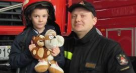 Podaruj misia - zostanie ratownikiem i pomoże dzieciom w trudnych chwilach