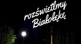 Rozświetlmy Białołękę - masz problem z oświetleniem na swojej ulicy? IMB czeka na zgłoszenia!