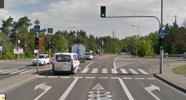 Lustra przy zjeździe w Cieślewskich poprawią bezpieczeństwo