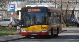 Jeden autobus = jeden wózek. 204 do pilnej poprawki.
