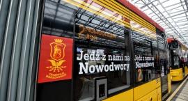 Tramwaj na Nowodwory - dzisiaj oficjalne otwarcie, od jutra komunikacja na Białołęce w nowym wydaniu