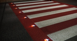 Aktywne przejście dla pieszych na Modlińskiej w tym roku