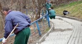 Skazani będa pracować społecznie na Białołęce. Dobry pomysł?