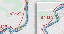 Uwaga kierowcy! W niedzielę spore utrudnienia na drogach Białołęki!