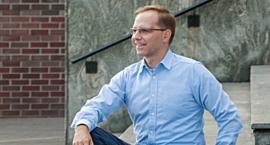 Dariusz Kacprzak: nic tak nie łączy jak dobre pomysły i wspólne cele - nowy wiceburmistrz dzielnicy