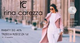 Rina Carezza od 14 września w Galerii Północnej