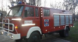 OSP Białołęka z wozem strażackim! Ochotnicy sami spełniają swoje marzenia...