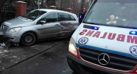 Wypadek na ul. Zegarynki. Straż publikuje zdjęcia