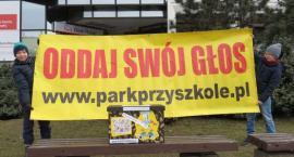 Park przy szkole czyli park Lewandowski - jeszcze można podpisać petycję. Do dzieła!