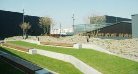 Ogród na dachu Galerii Północnej