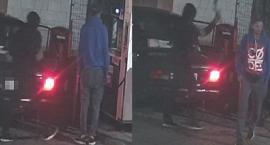 Okradli stację paliw i samochód. Policja prosi o pomoc
