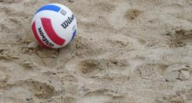Nowe boisko do siatkówki plażowej