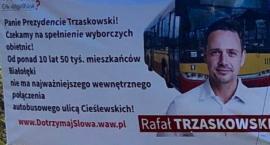 UWAGA! Wkrótce spotkanie mieszkańców z burmistrzem Białołęki