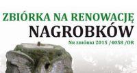 Ratujemy nagrobki Tarchomińskiego Cmentarza!