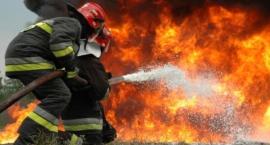 Pożar w elektrociepłowni Żerań