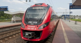 Utrudnienia w kursowaniu pociągów KM