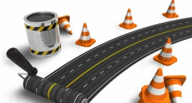 Weekendowe utrudnienia na drogach
