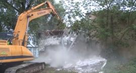 Barak przy ul. Skierdowskiej zlikwidowany. Bezdomni trafili do nowych mieszkań