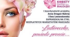 Bezpłatne warsztaty makijażu