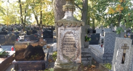 Razem uratujmy zabytki na białołęckim cmentarzu!