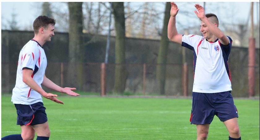 Piłka nożna, Wąbrzeźno poznała przygotowań - zdjęcie, fotografia