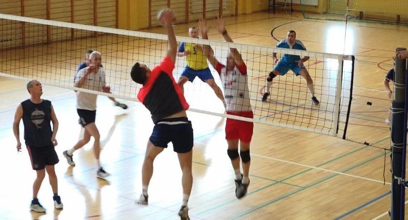 Siatkówka, Turniej Piłki Siatkowej Puchar Starosty Wąbrzeskiego - zdjęcie, fotografia