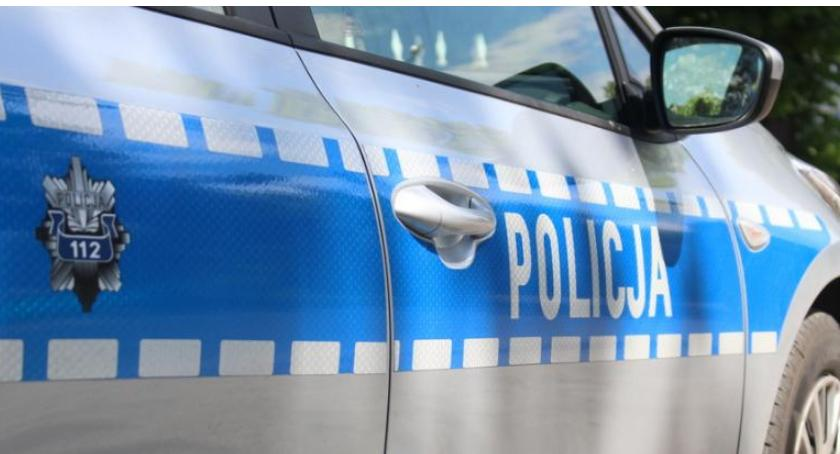 Kronika kryminalna, Znieważył policjantów grozi odsiadka - zdjęcie, fotografia