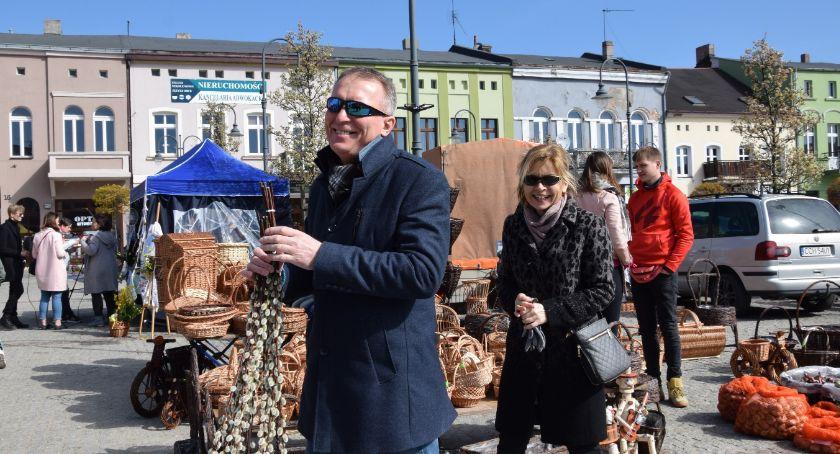Wydarzenia lokalne, Jarmark Wielkanocny rynku - zdjęcie, fotografia