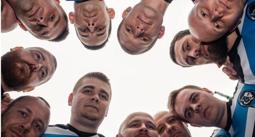 Rugby, Zagrali siebie - zdjęcie, fotografia