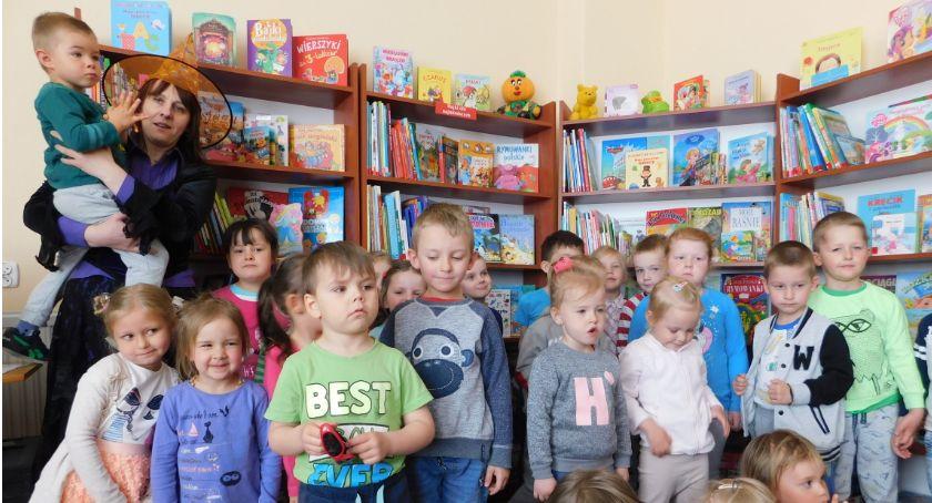 Biblioteki, Andersenie książnicy - zdjęcie, fotografia