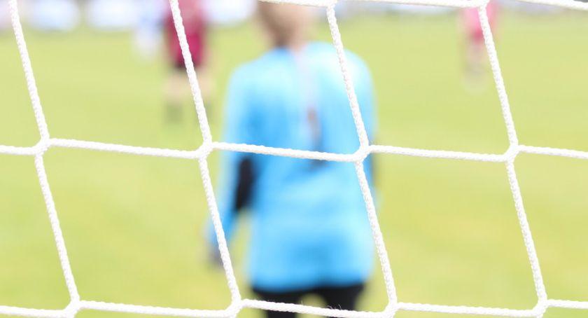 Piłka nożna, Mobilna Akademia Młodych Orłów - zdjęcie, fotografia