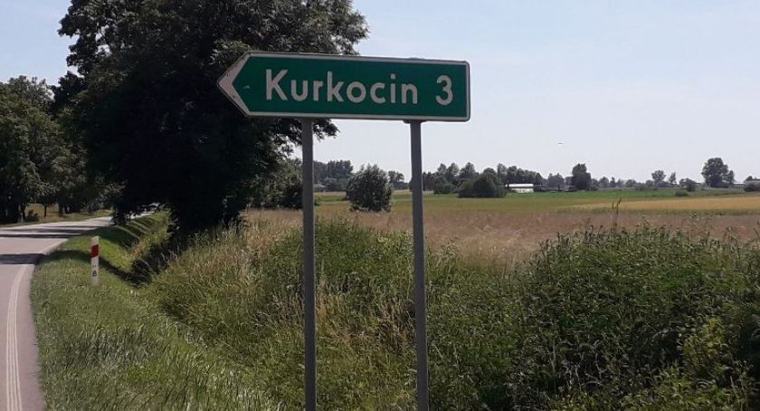 Interwencje, Mieszkańcy Kurkocina przeciwni wiatrakom - zdjęcie, fotografia