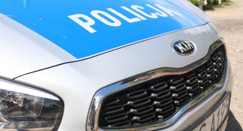 Kronika kryminalna, promile kółko - zdjęcie, fotografia