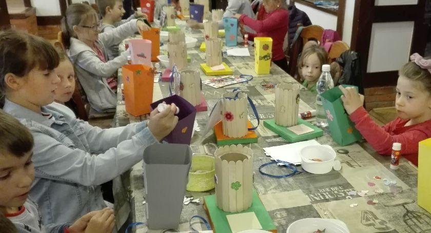 Domy kultury, Kolejne warsztaty kreatywne dzieci - zdjęcie, fotografia