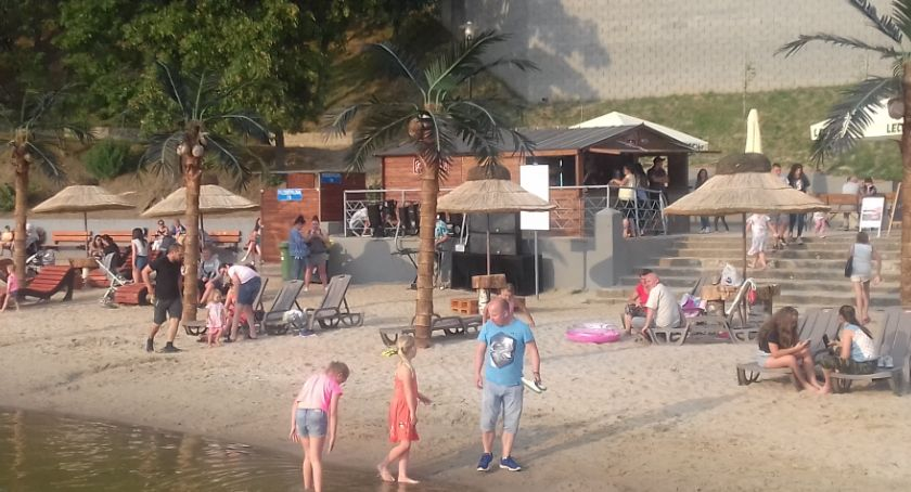 Wydarzenia lokalne, Kriss plaży - zdjęcie, fotografia