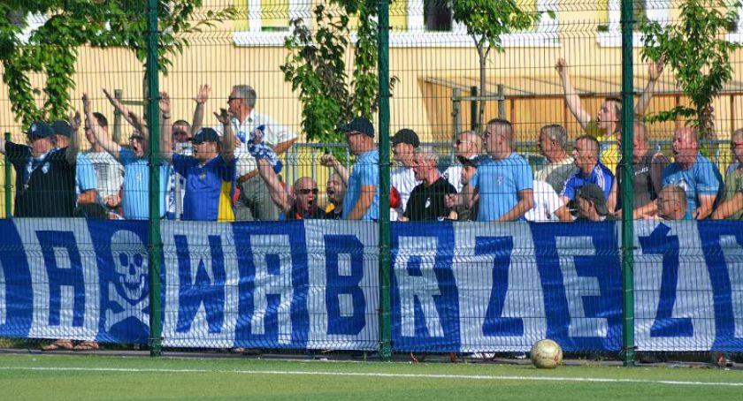 Piłka nożna, Remis ostatnim sparingu - zdjęcie, fotografia