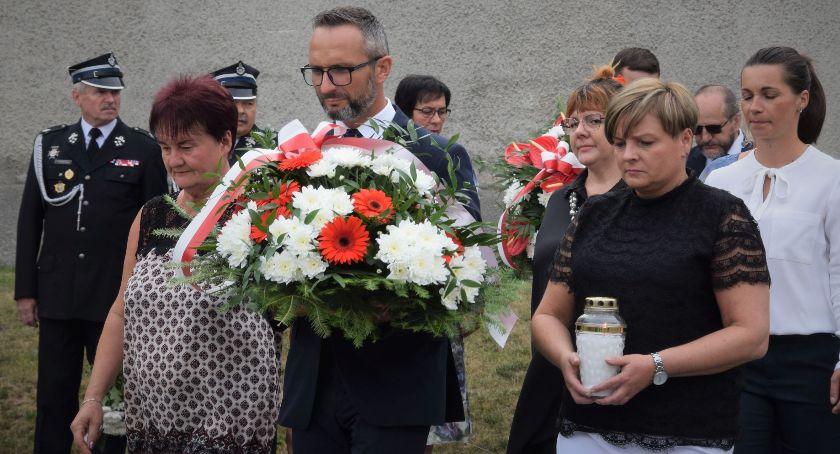 Wydarzenia lokalne, Uczciliśmy pamięć bohaterów Powstania Warszawskiego - zdjęcie, fotografia