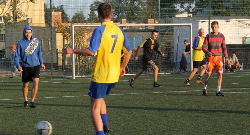 Piłka nożna, Ruszyły zapisy turniej - zdjęcie, fotografia