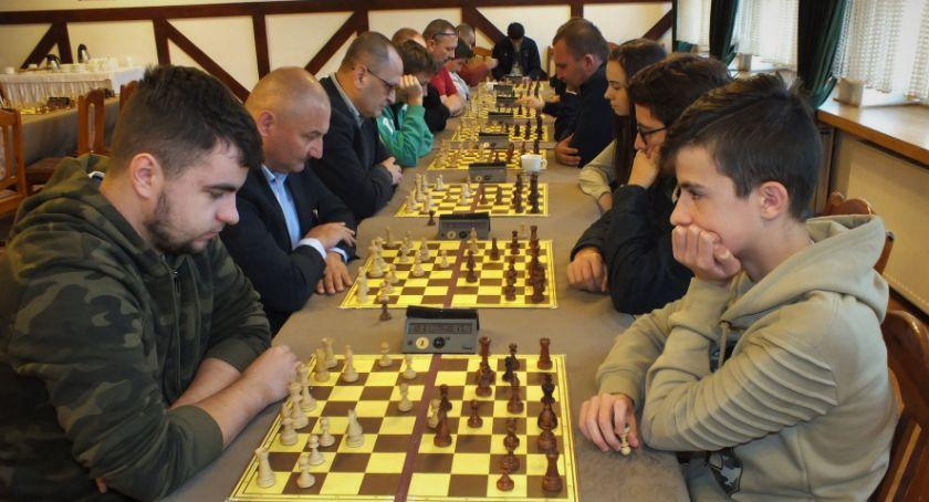Domy kultury, Turniej szachów szybkich - zdjęcie, fotografia
