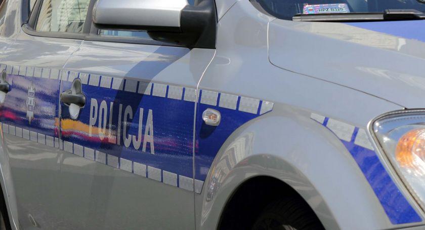 Kronika kryminalna, Agresywny kierowca kłopoty - zdjęcie, fotografia